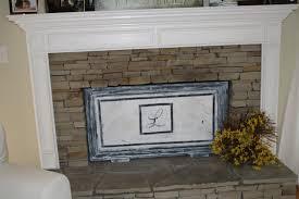 15 diy fireplace screen carehouse info