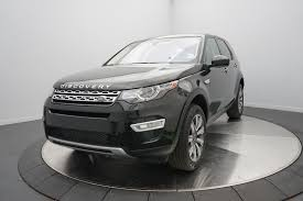 discovery land rover 2017 black new 2017 land rover discovery sport hse luxury 4 door suv in