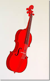 your inner violin is red