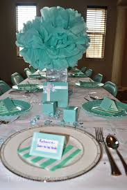 Tiffany And Co Home Decor The Howard Bunch A Breakfast At Tiffany U0027s Bridal Shower