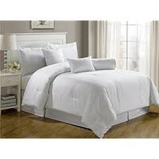 King Vs California King Comforter Amazon Com California King Size White Down Alternative Comforter
