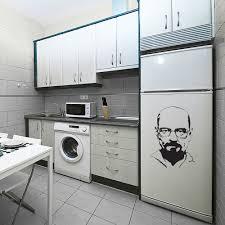 heisenberg portrait vinyl wall art decal for home decor interior
