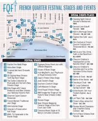 Google Map New Orleans by What To Eat At French Quarter Fest And Where To Find It Nola Com