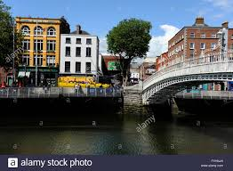 Stairs Book by Ha U0027penny Bridge On The Liffey River The Winding Stairs Book Shop