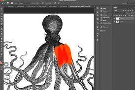 adobe photoshop multiply mode not working to recolour line work