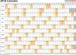 excel calendar 2014 expin memberpro co