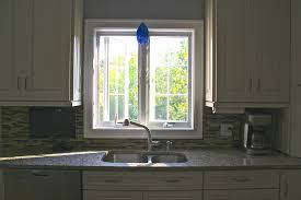 Over The Sink Kitchen Light Pendant Light Over Kitchen Sink Kitchen Traditional With Blue