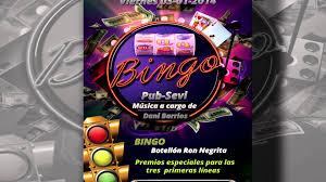 flyer bingo sevi youtube