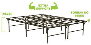 Bed Frame Squeaking The Purple Platform Base Mattress Foundation