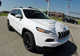 dodge jeep white 2014 jeep cherokee altitude white black wheels new jeep