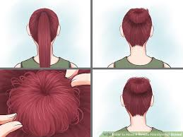 easy hairstyles for school with pictures 15 ways to have a simple hairstyle for school wikihow