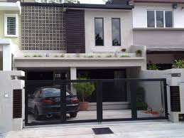 home design ideas in malaysia damansara kim home revitalised by jphomes simple modern industrial