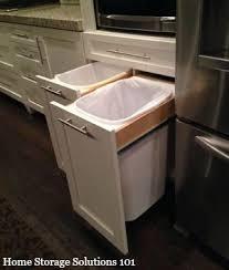 kitchen trash can ideas elegant kitchen trash can ideas fresh