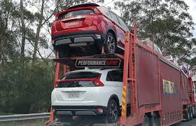 mitsubishi eclipse tuner mitsubishi eclipse cross lands in australia on sale in december
