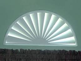 window blinds semi circle window blinds awesome arched shades