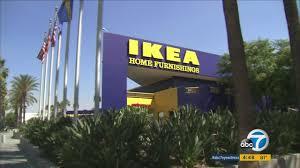 Iklea New Burbank Ikea Take A Sneak Peek At Largest Ikea In America