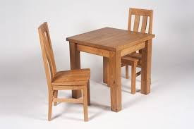 Chair Simple Wood Expandable Dining Table For Small Spaces With - Dining table with hidden chairs