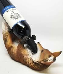 fox wine bottle holder fox gifts popsugar love u0026 photo 17