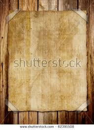 old paper on wood background stock illustration 275807933