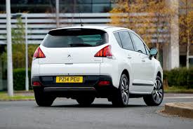 peugeot ad peugeot 3008 estate 2009 2016 buying and selling parkers