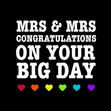 Congratulations On Your Wedding Day Lgbt Cards Funny Wedding Cards Rude Cards Funny Cards