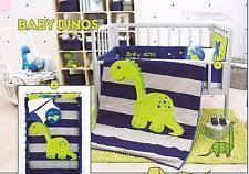 Baby Boy Bedding Themes Baby Boys U0027 Dinosaurs Crib Nursery Bedding Sets Ebay