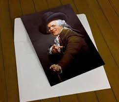Pointing Meme - ducreux archaic rap meme blank greeting card funny pointing old
