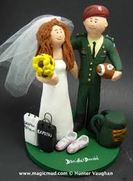 army cake toppers custom wedding cake toppers cake toppers
