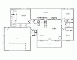 floor plans ranch style homes house plan openor ranch style home remarkable simple plans small