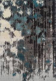 Area Rug Modern Dalyn Area Rugs Modern Greys Rugs Mg81 Teal 5x8 6x9 Rugs