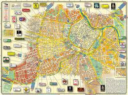 map of vienna 01 vienna austria part 3 walks in vienna travels far