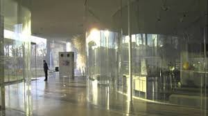 Glass Pavilion The Glass Pavilion At The Toledo Museum Of Art Youtube
