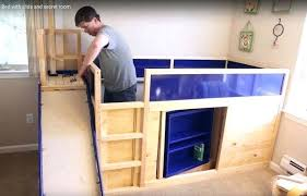 Bunk Bed With Slide Ikea Loft Bed With Slide Ikea Bed With Slide Loft Bed Slide Ikea