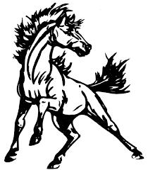 mustang logo cliparts free download clip art free clip art