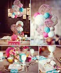 Home Decor Parties Hitched Recap Yarn Ball Decoration And Yarns