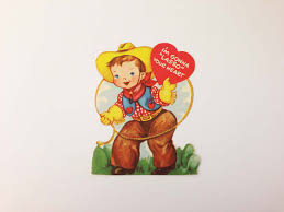 retro valentines i m gonna lasso your heart retro s day cards