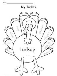 25 turkey colors ideas turkey coloring