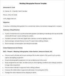 Freelance Photographer Resume Examples Sample Resume For Photographer Assistant Photographer Resume