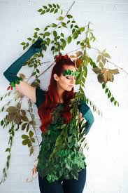 Green Ivy Halloween Costume Poison Ivy