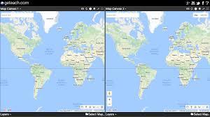 Google Map Germany by Control Google Maps Canvas U2013 Geteach Com Blog