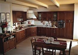 country style kitchens designs dark brown kitchen cabinets with
