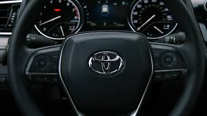 toyota camry 2017 interior 2018 toyota camry xle test drive