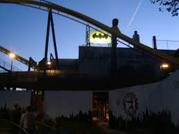 Bizarro Six Flags Great Adventure Six Flags Great Adventure Shiny Metal Tiger