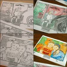 frozen giant coloring pages the day the crayons quit coloring sheet click pic to open 1 page