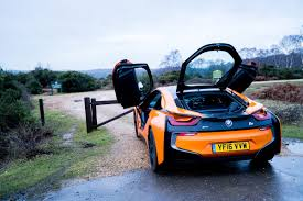 Bmw I8 Drift - we took the orange bmw i8 for a spin and it was wonderful