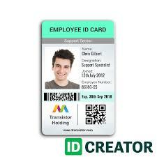 100 id card template word sample visitors log template 9