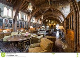 Living And Dining Rooms Hearst Castle Editorial Stock Photo - Hearst castle dining room