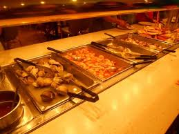 Pictures Of Buffet Tables by Buffet Table Picture Of Captain George U0027s Seafood Vb Virginia