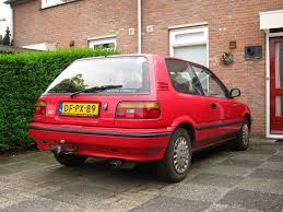 toyota corolla hatchback 1991 1991 toyota corolla 1 6 xli 16 valve place heeswijk dinth flickr