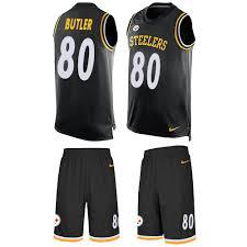Pittsburgh Jack Nike Jack Butler Men U0027s Black Limited Jersey 80 Nfl Pittsburgh